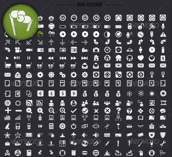 Professional High Quality Vector Icons