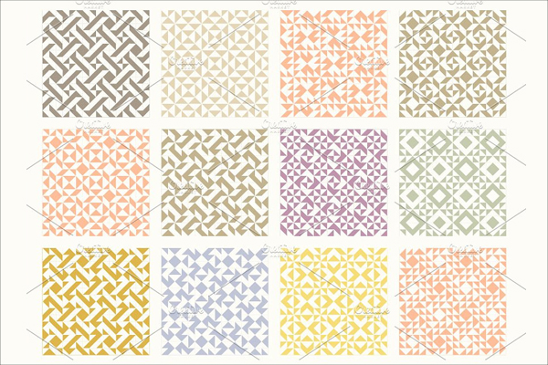 Quilt Geometry Designs