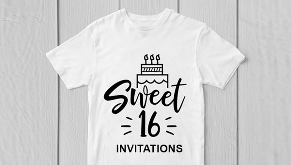 30 sweet sixteen invitation templates free psd vector eps download