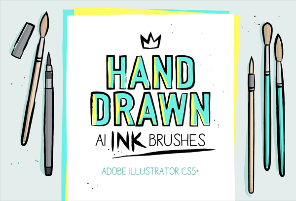 Drawing With Ink and Brush