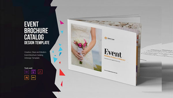 Amazing Event Brochure Design Templates