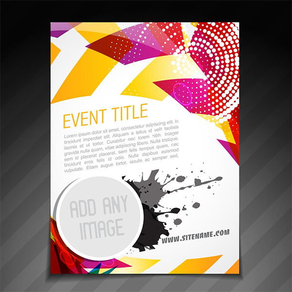 Amazing Event Poster Design Template