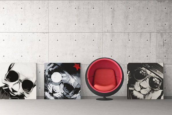 Art on Walls Canvas Mockups