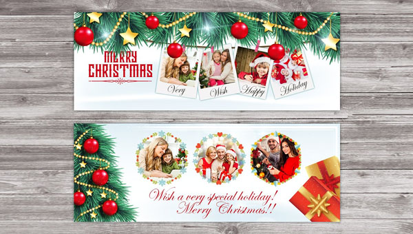 33+ Best Christmas Facebook Covers - Free PSD Vector PNG Downloads