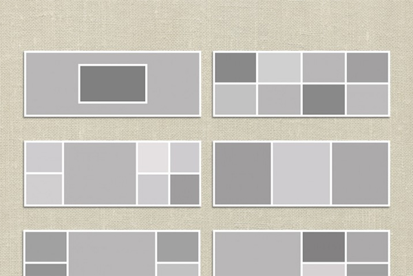 Blank Facebook Timeline Cover Templates