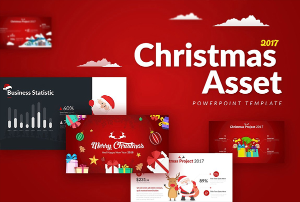 Christmas Asset Powerpoint