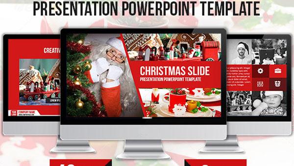 17 Christmas Powerpoint Templates Free Premium Downloads