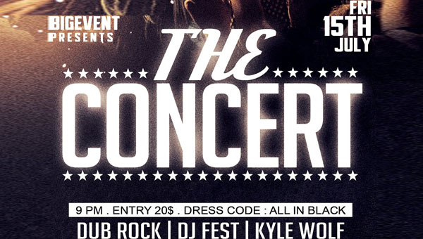 58 concert flyer templates free psd vector png eps ai downloads concert flyer templates maxwellsz