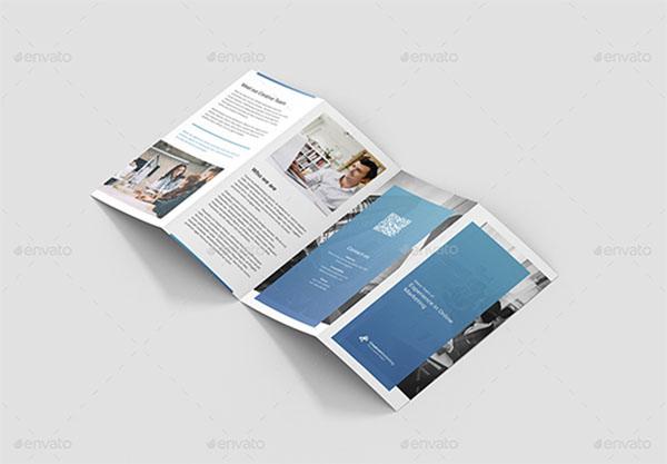 Creative Digital Marketing Brochures Bundle