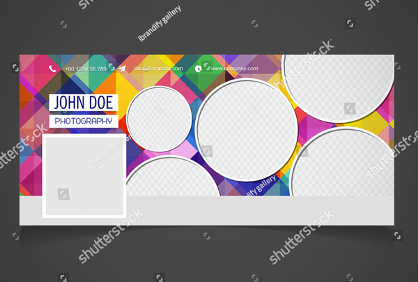 Creative Photography Banner Template