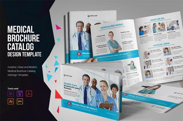 Customize Medical Healthcare Brochure
