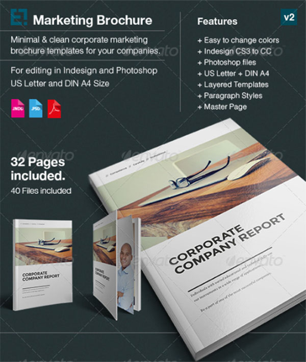 Best Marketing Brochure Templates