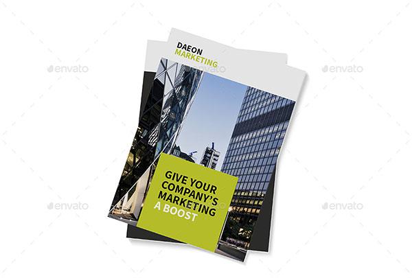 Digital Marketing Brochure Templates