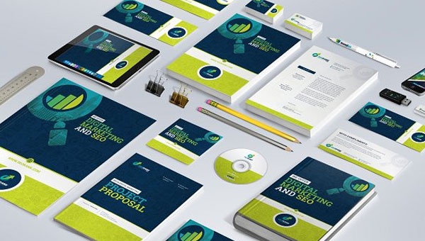 Marketing Brochure Template | 28 Digital Marketing Brochure Templates Free Psd Indesign Downloads