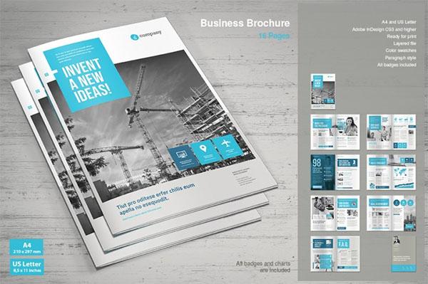 Digital Marketing Business Brochure