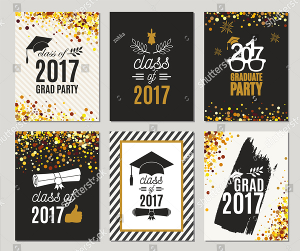 Editable Graduation Party Banners