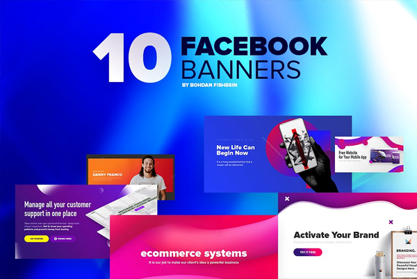 Facebook Post Banner Templates