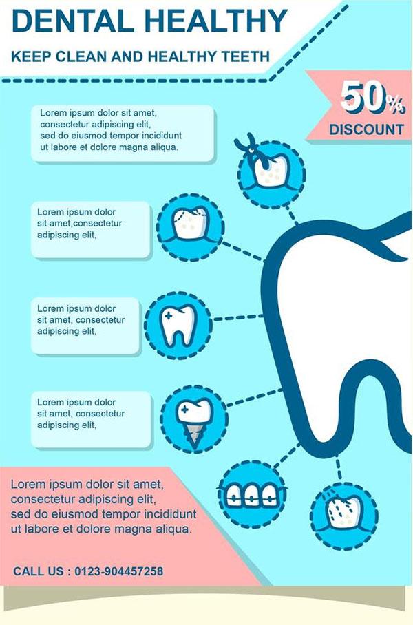 Free Dental Health Brochure Template