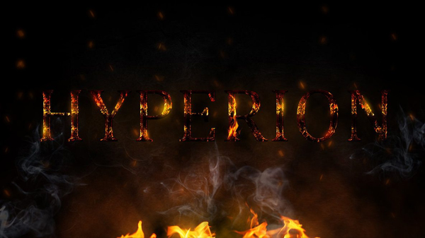 Free Download Hyperion PSD Style