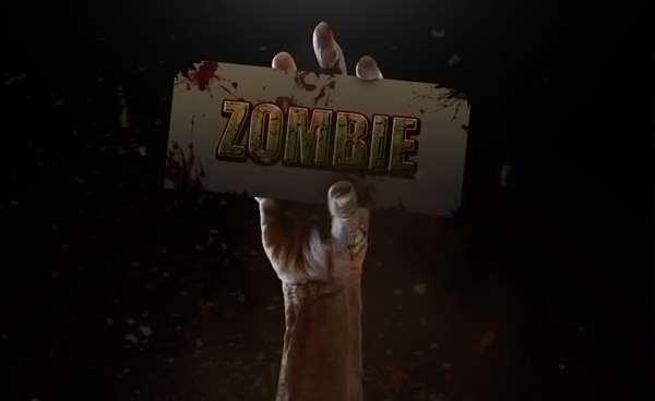 Free Download Zombie Layer Photoshop Style