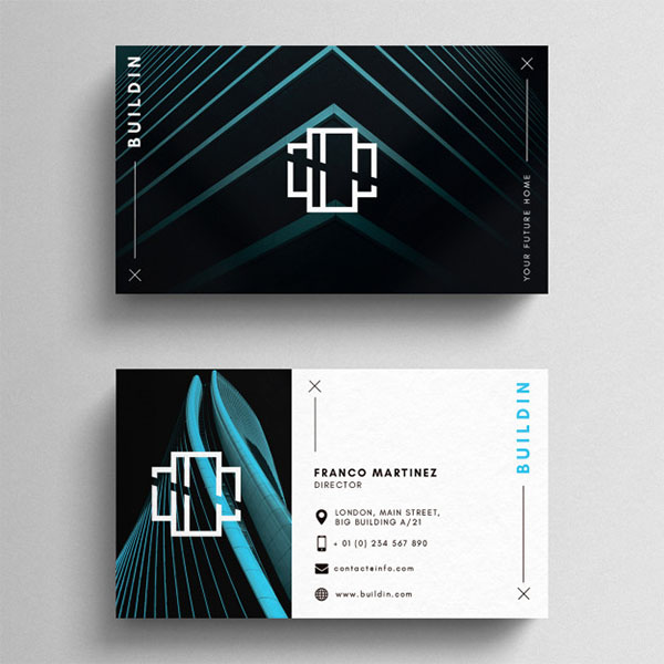 Free Vector Cleaning Service Business Card Template