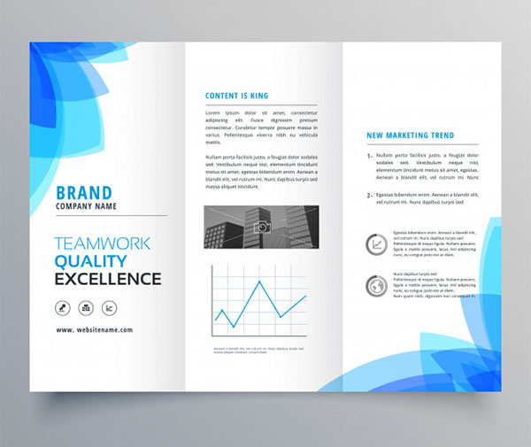 33 best marketing brochure templates free psd indesign downloads