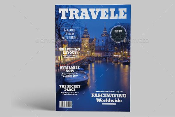 A4 Traveling Magazine