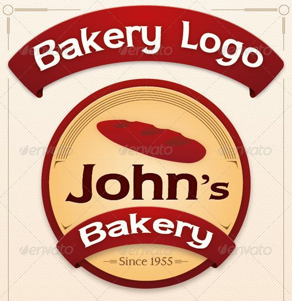 Adobe Illustrator Bakery Logo