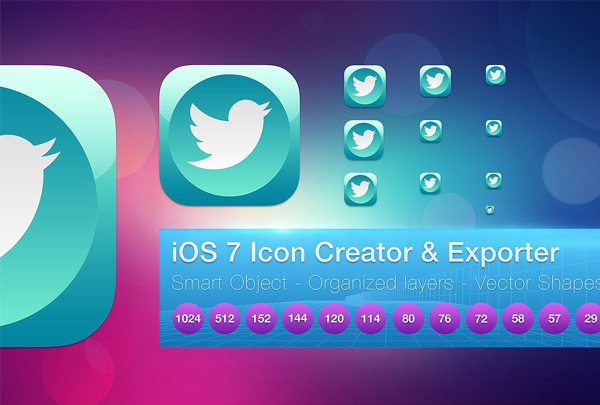 App Icon Creator and Exporter