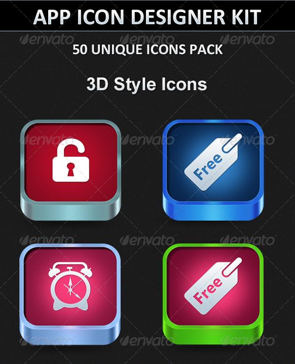 App Icon Designer Kit