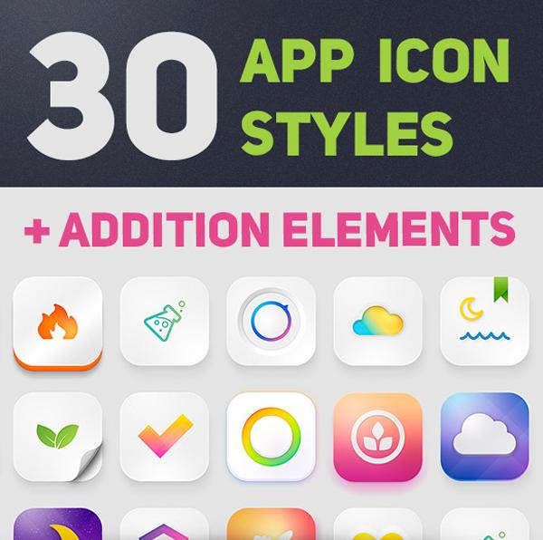 Beautiful App Icon Designs
