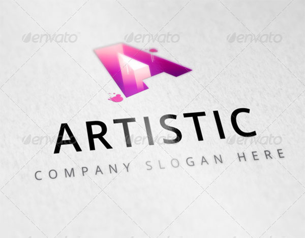 Artistic Logo Template Design