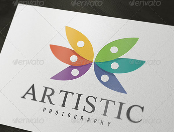 Artistic Photography Logo Template