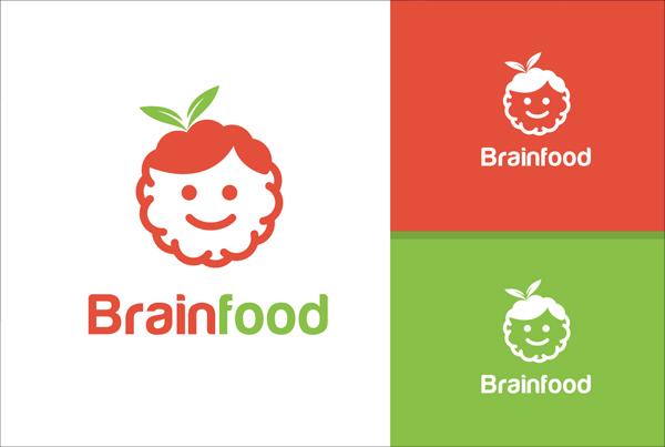 Baby Food Logo Design