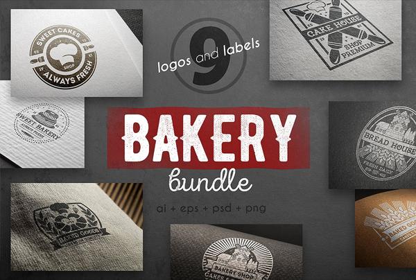 Bakery Logo Kit