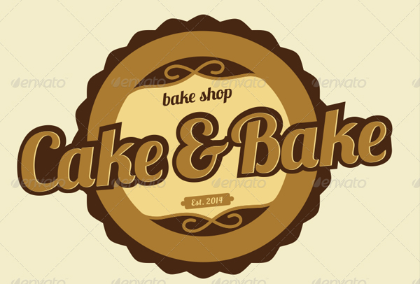 Bakery Vector Logo Badges