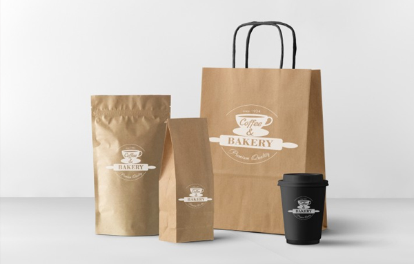Bakery and Coffee Logos