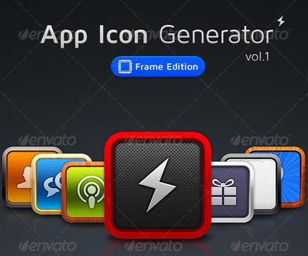 Beautiful App Icon Generator