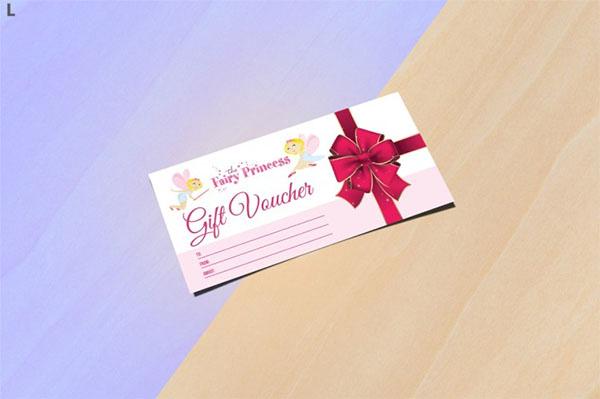 Blank Gift Voucher Templates