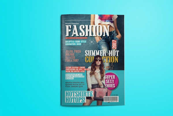 Customize Fashion Magazine