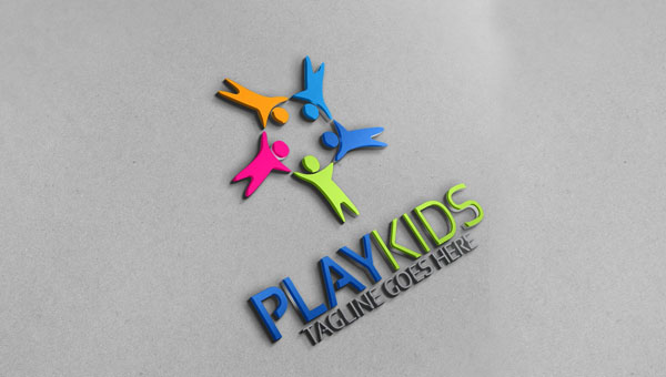 Daycare Logo Templates