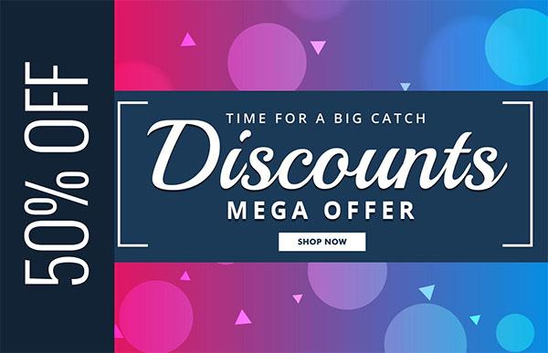 Discount Gym Gift Voucher Templates