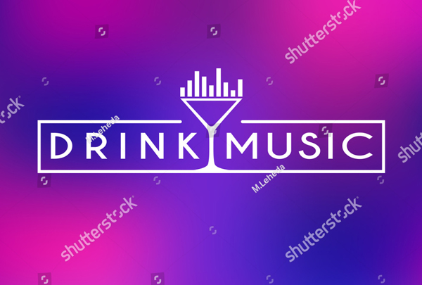Drink Music Logo