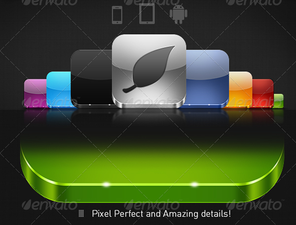 Easy App Icon Maker Template