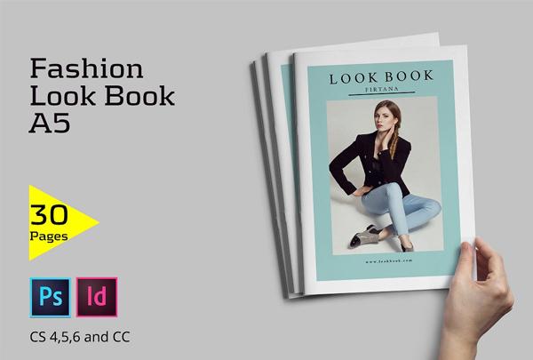 Fashion Lookbook and Magazine