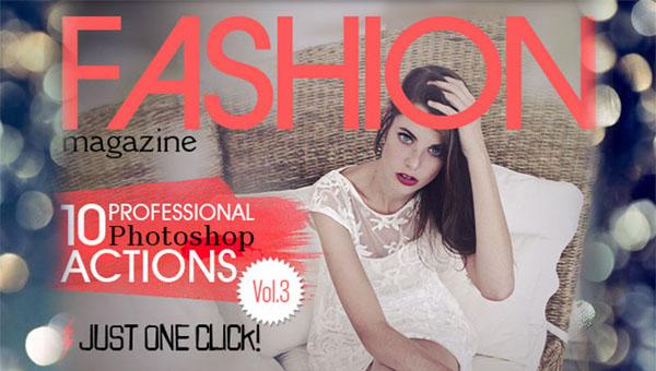 27+ Fashion Magazine Photoshop Actions - Free Photoshop