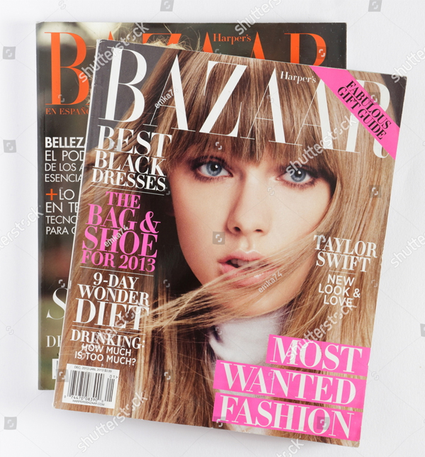 Fashion and Multipurpose Magazine Template