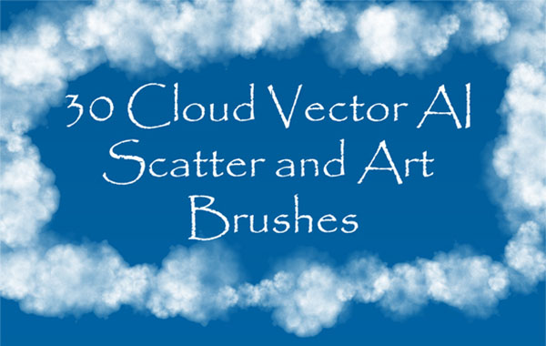 Fog, Steam, Cumulus, Smoke, Swarm Art Brushes