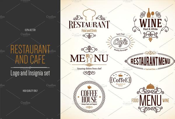 Food and Drinks Logos