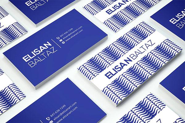 Graphic Artist Business Card Template
